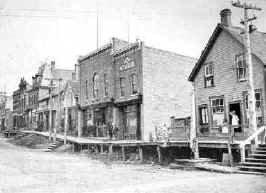 Bracebridge 1912