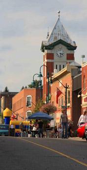 Bracebridge Ontario