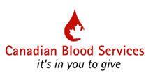 Canadina Blood Services