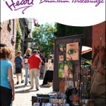 Art In the Heart Celebrates its 4th Outdoor Market