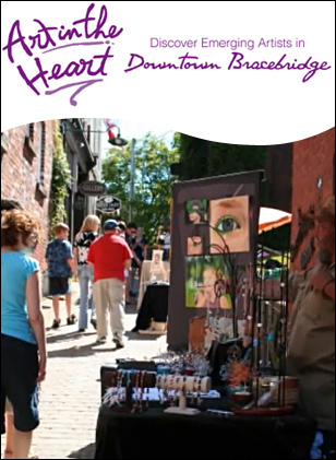 Art In the Heart Bracebridge