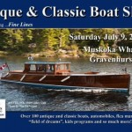 The 31st Annual Antique & Classic Boat Show