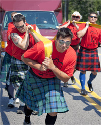 Bracebridge Highland Games