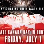 Muskoka Canada Day Celebration