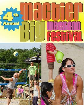 Annual Big Weekend Festival MacTier