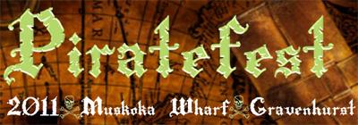 2011 Muskoka Piratefest