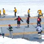 6th Annual Gravenhurst Pond Hockey Tournament