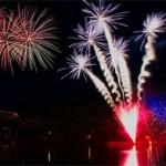 Canada Day Fireworks Bracebridge