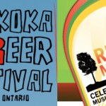 2 Muskoka Festivals – 1 Weekend – Aug 25-26