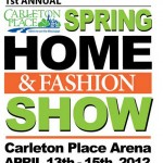 1st Annual Spring Home & Fashion Show April 13-15
