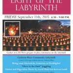 7th Annual Harvest Lantern Labyrinth Walk