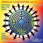 World Labyrinth Day Walk