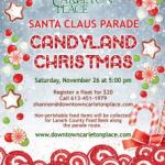 The Downtown Carleton Place Santa Claus Parade