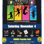 Carleton Place Ontario :: November ongoing events 2017