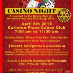 Carleton Place Ontario :: April ongoing events 2018