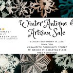 Winter Antique and Artisan Sale