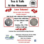Tea & Talk at the Museum