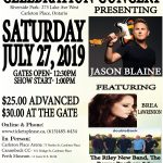 Carleton Place 200 Outdoor Concert