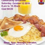 Legion Community Breakfast
