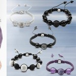 Shamballa Bracelets Jewelry Celebration FL Wedding