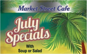 market street july special