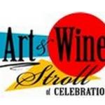 Art and Wine Stroll