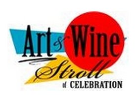 arts and wine stroll