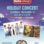 Radio Disney Holiday Concert