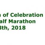 5th Annual Marathon and half marathon