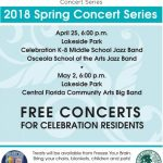 Celebration, Florida :: May events 2018