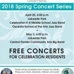 Celebration, Florida :: May events 2018