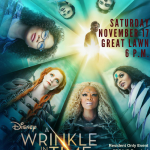 Disney: A Wrinkle In Time