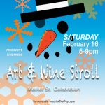 Art & Wine Stroll