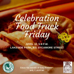 April Food truck Friday