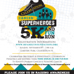 Cancer Superheroes 5K