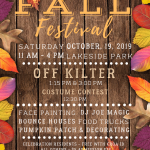 Fall Festival in Celebration