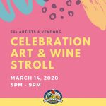 Celebration Art & Wine Stroll