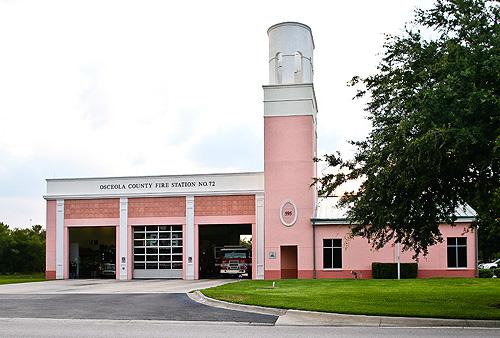 Celebration Fire Station