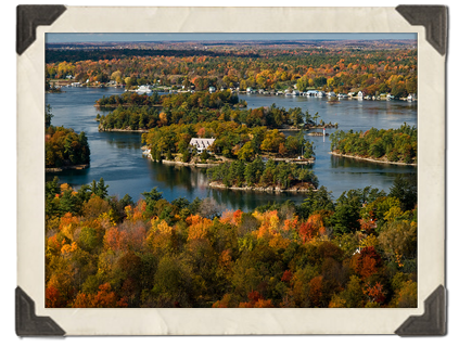 Autumn In the 1000 Islands