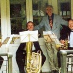 Kingston Brass, Free Music in the Park