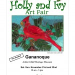 Holly and Ivy Arts Fair