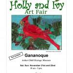 Holly and Ivy Arts Fair