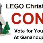 Lego Christmas Village Contest