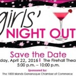 Second Annual Girls' Night Out