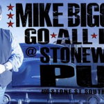 Mike Biggar Performs at Stonewater Pub