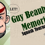 Gananoque's 6th Annual Squash 4 Guy Tournament