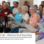 Edna's Musical Cafe Sing-Along & Afternoon Tea