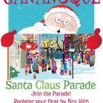 Gananoque Santa Claus Parade