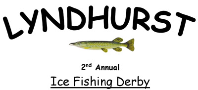Lyndhurst 2nd annual ice fishing derby in the rideau lakes