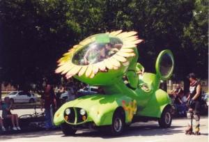 Houston's Art Car Parade